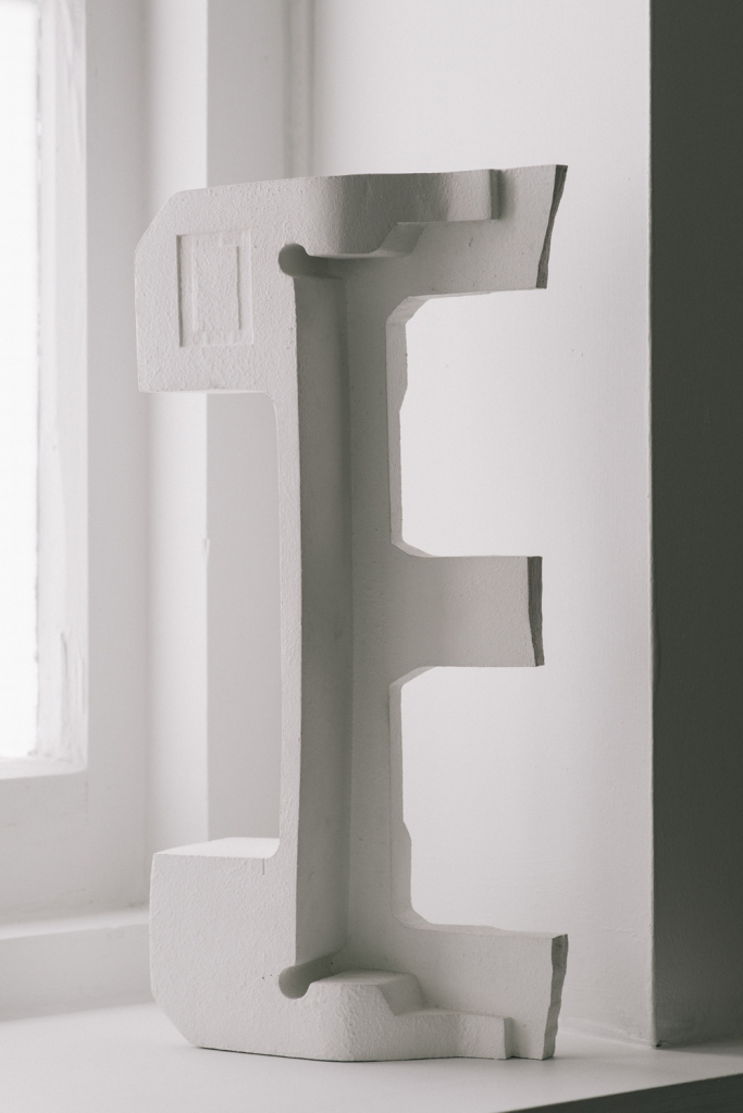 Hayward, E Spot, Image courtesy of Wallace Gallery